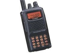 REQUIRES every CONTROL OPERATOR to have a CURRENT, VALID FCC HAM RADIO LICENSE to use this transceiver. CONTACT me if you would like to do that.  Yaesu FT-60R Handheld Transceiver. Reliable dual band hand held ham radio. Ham Radio Outlet is an excellent supplier with fair prices.