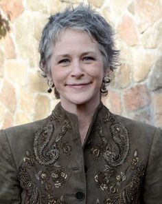 Melissa McBride Best Short Hair Over 60