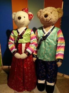 Teddy Bear Museum, Namsan Tower, Seoul