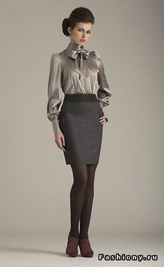 OFFISNAYA new collection autumn-winter Belarusian brand NELVA / company nelva