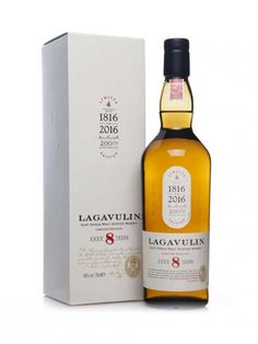 Lagavulin 8 Jahre, 48%