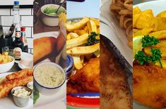Looking for fish and chips in London? From old school haunts to new-wave fish bars, here are the best fish and chips spots for Britain's beloved dish London Fish And Chips, Best Fish And Chips, Fish And Chips Restaurant, Battered Cod, Mushy Peas, Chicken Wings, Hummus, The Best, Good Things