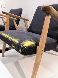 Parsittu ja paikattu: Elina Ahonen - Taitojärjestö Embroidery, Chair, Dawn, Inspiration, Collection, Furniture, Board, Home Decor, Biblical Inspiration