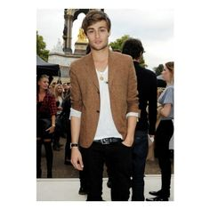 douglas-booth-photo-114 ❤ liked on Polyvore featuring douglas booth