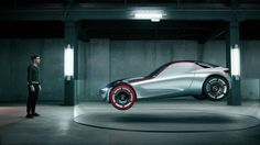 Making Of - #OpelGT Concept