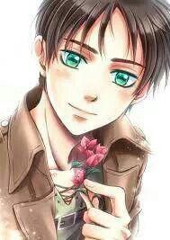Eren so cute~