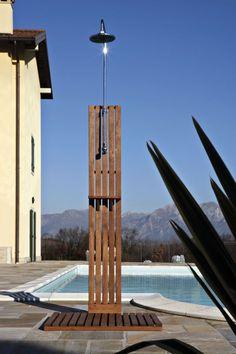 Oltre 1000 idee su doccia da giardino su pinterest all - Doccia da esterno ...