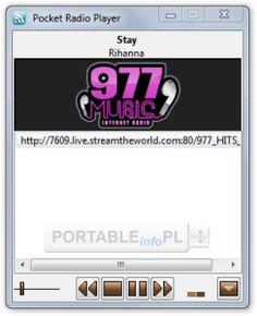 Pocket Radio Player, to darmowy odtwarzacz radia kompatybilny z systemami Linux, Mac i Windows, bez konieczności instalowania. Oprogramowanie to koncentruje się na oferowaniu podstawowych funkcji.