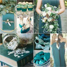18 Adorable Teal Wedding Ideas Lovely Interior Designs Boda