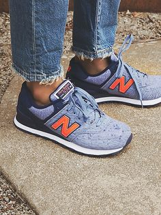 574 New Balance Sweatshirt Trainers $80
