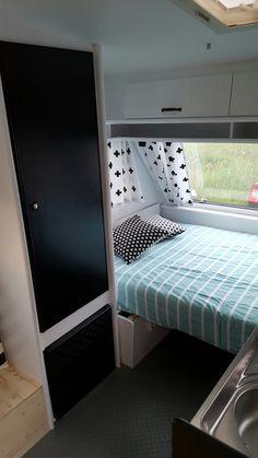 Camper Renovation 343751384056990534 - Ein Hochbett im Wohnwagen bauen – Caravanity