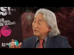 """Michio Kaku: Time Travel, Parallel Universes, and Reality as exhibited """"In the Eye of the Sphinx"""" Sci-Fi novella."""