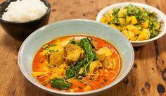 Sri Lankan Style Chicken Curry | Good Chef Bad Chef