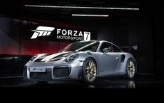 Porsche Unveils Its Fastest Ever 640 Horsepower 911 RS at The cover car for 'Forza Motorsport Porsche 911 Gt2 Rs, Porsche 2018, Forza Motorsport, Fast Sports Cars, Super Sport Cars, Gentleman, Toyota 2000gt, Motosport, Most Expensive Car