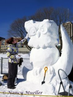 Beat the Winter Blues at Quebec Winter Carnival