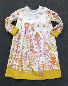 Flower garden dress @Rae Hoekstra