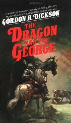 The Dragon and the George (Dragon Knight, #1)