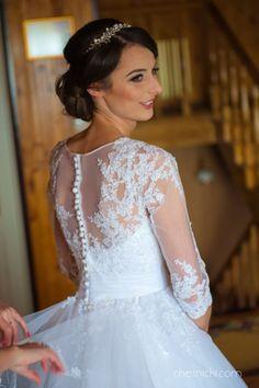 Suknie - Suknia Ślubna Sposabella - 1 500,00zł
