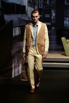 Tod's   Spring 2015 Menswear Collection   Style.com