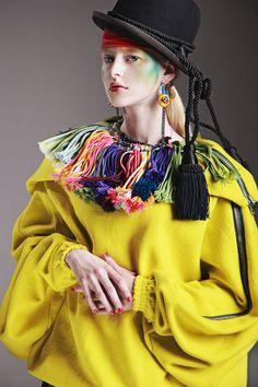 cool Children of Peru | Editorial de Moda Abril 2013 | Klaudyna por Maciej Bernas