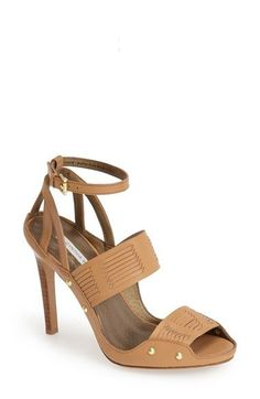 CYNTHIA+VINCENT+'Jigsaw'+Leather+Sandal+(Women)+available+at+#Nordstrom