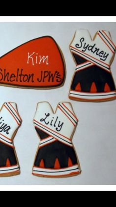 cheer cookies-cute gift for seniors