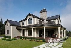 House plan W3804 by drummondhouseplans.com