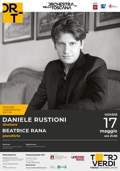 ORT Daniele Rustioni | Stagione 2017_18 | grafica Mallet Studio | foto Davide Cerati