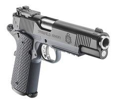 Springfield Armory® 1911 TRP™ .45ACP pistol.