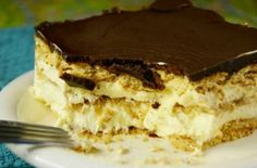 This Chocolate Eclair Cake No Bake Pinterest Recipe has been a smash. We've included a video tutorial and you will love the finished result