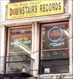 Downstairs Records, Manhattan