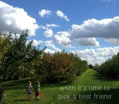 on picking a best friend // advice from a girl with the same best friend for almost 20 years