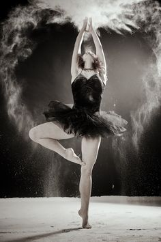 Sheldon Parsons - Powder & Dance Photoshoot -STUNNING.