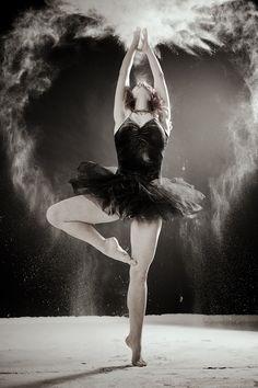 Sheldon Parsons - Powder & Dance Photoshoot -STUNNING.