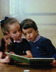 Awe ...Reading Together