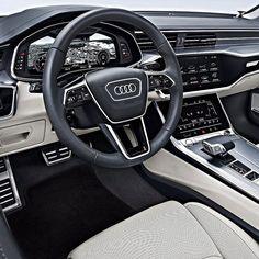 Audi A7 Sportback 2018 Cupê de 4 portas representa a nova linguagem de design da Audi. O A7 Sportback oferece um novo estilo de Gran Turismo com linhas dinâmicas digitalização sistemática com direito a recursos de inteligência artificial e estilo de direção esportiva aliada com a versatilidade de espaço. O novo Audi A7 Sportback vai ser lançado inicialmente com motor 3.0 V6 TFSI. O bloco turbo tem 340 cavalos e 500 newtons de torque capaz de fazer de 0 a 100 km/h em 5.3 segundos. é acoplado…