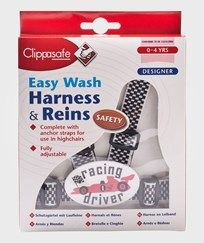 ClippaSafe Racing Driver Harness and Reins Multi