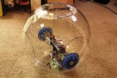 Picture of DIY Sphere Robot
