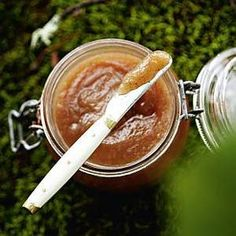 Apple Butter, Peanut Butter, Non Alcoholic Drinks, Dairy Free Recipes, Preserves, Chutney, Jelly, Sweet Tooth, Food And Drink