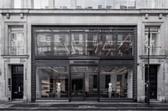 Alexander Wang Store by Vincent van Duysen, London – UK » Retail Design Blog