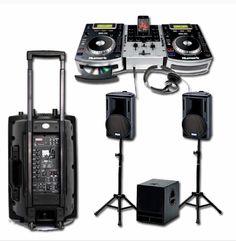 dj equipment repair london