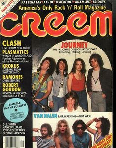 Creem September 1981
