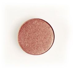 High Strung metallic dusty rose pink pressed powder eye shadow