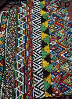 Zulu beadwork. BelAfrique - Your Personal Travel Planner - www.belafrique.co.za