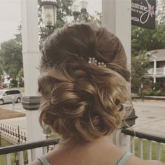 Bridesmaid styling all up