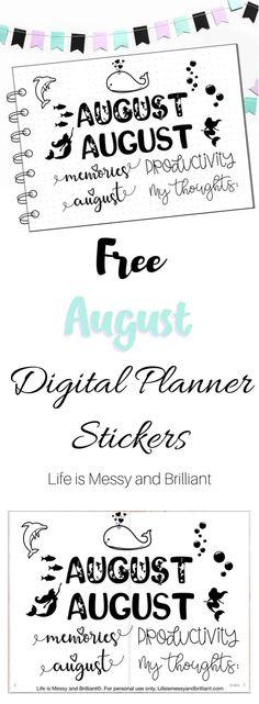 digital planner stickers, bullet journal stickers, digital planner, digital bullet journal #bulletjournalstickers #digitalbulletjournal
