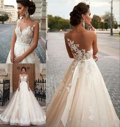 Discount 2016 Millanova Plus Size Maternity Wedding Dresses Discount A Line Vintage Lace Bohemian Wedding Bridal Gowns White Ivory See Through Back Wedding Dresses Affordable Wedding Dresses Vintage Lace From In_marry, &Price; White Bridal Dresses, Lace Wedding Dress, Affordable Wedding Dresses, Custom Wedding Dress, Bohemian Wedding Dresses, Wedding Dresses Plus Size, Cheap Wedding Dress, Bridal Gowns, Wedding Gowns