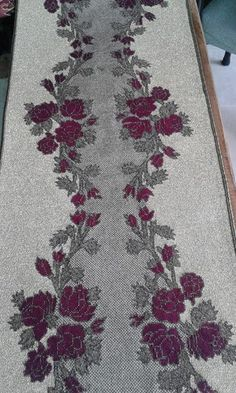 Cross Stitch Patterns, Embroidery Designs, Projects To Try, Rugs, Anna, Decor, Cross Stitch, Gardens, Flowers
