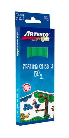 Plastilina en barra