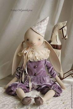 Джем - авторская ручная работа,авторская игрушка,авторская кукла,коллекционная кукла